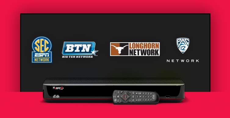 DISH College Sports TV Packages - San Diego, California - AmeriSat - DISH Authorized Retailer