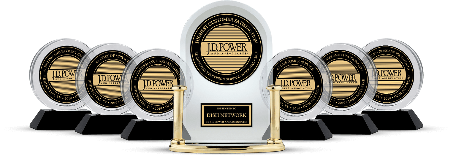 DISH Customer Satisfaction - Ranked #1 by JD Power - AmeriSat in San Diego, California - DISH Authorized Retailer