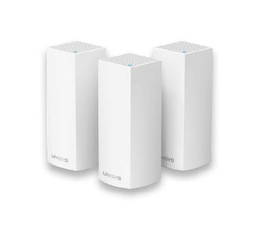 DISH Smart Home Services - Linksys Velop Mesh Router - San Diego, California - AmeriSat - DISH Authorized Retailer