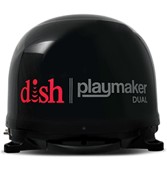 DISH Playmaker Dual - Outdoor TV - San Diego, California - AmeriSat - DISH Authorized Retailer