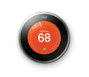 DISH Smart Home Services - Nest Learning Thermostat - San Diego, California - AmeriSat - DISH Authorized Retailer